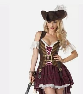 Sexy Swashbuckler Pirate Womens Costume Adult Sz S